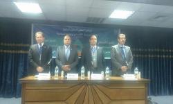 فعاليات اليوم الأول من المؤتمر العلمى الرابع لكلية الدراسات الأقتصادية والعلوم السياسية
