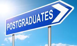 إعلان لطلاب الدراسات العليا